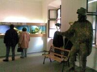 Akvarium Krčínův dům Třeboň